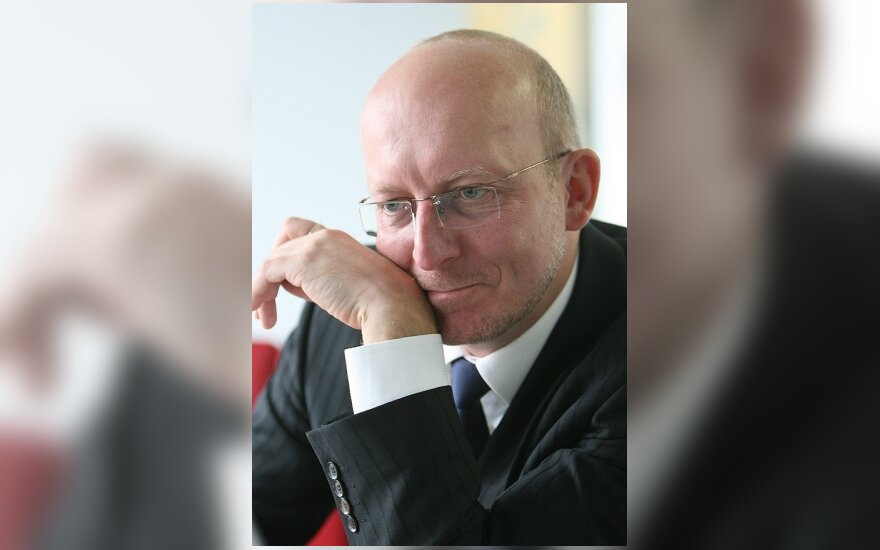 """А.Валинскас: говорим со всеми, кроме партии """"Порядок и справедливость"""""""