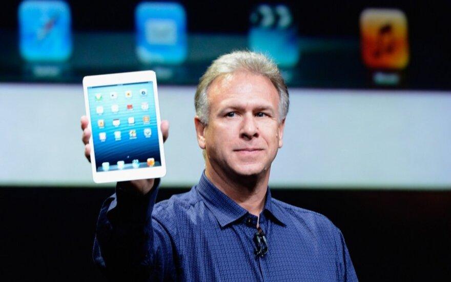 """Naujų """"Apple"""" produktų pristatymas"""