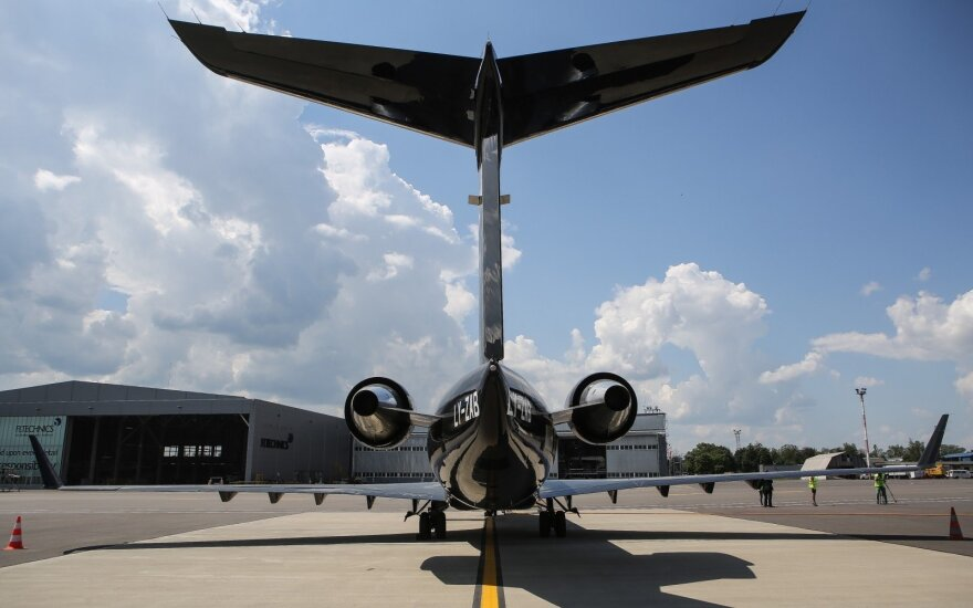 Bombardier Challenger 850 lėktuvas