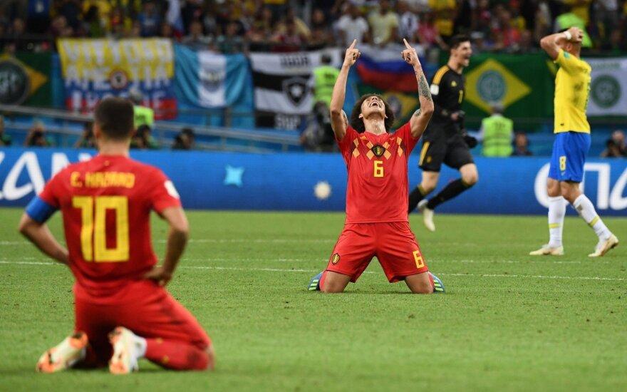 ЧМ-2018: Бельгия выбила Бразилию из розыгрыша Кубка мира время публикации