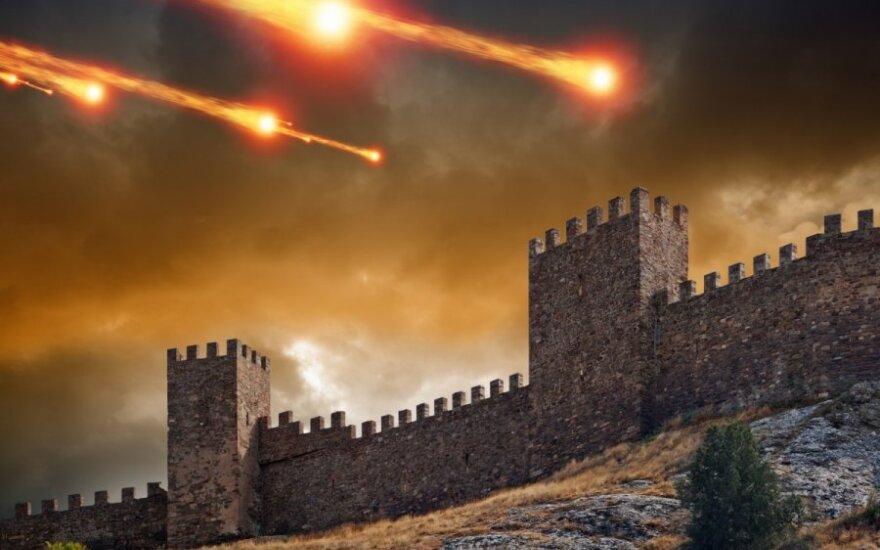 Apsauga nuo asteroidų
