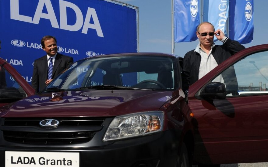 На седан Lada Granta начался прием заказов