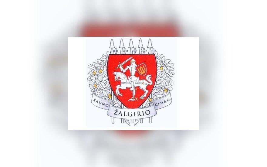 """Grafinis prekių ženklas """"Kauno Žalgirio klubas"""""""