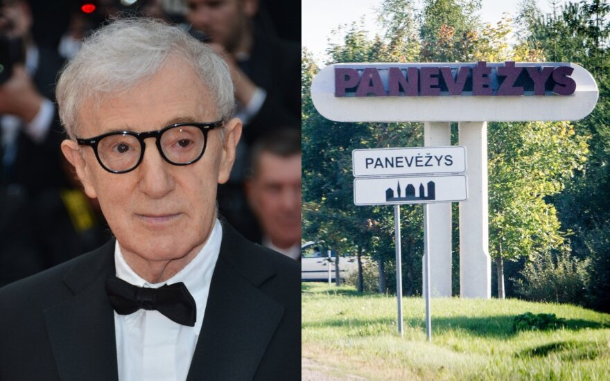 Woody Allenas, Panevėžys / Foto: Scanpix / PA, Delfi