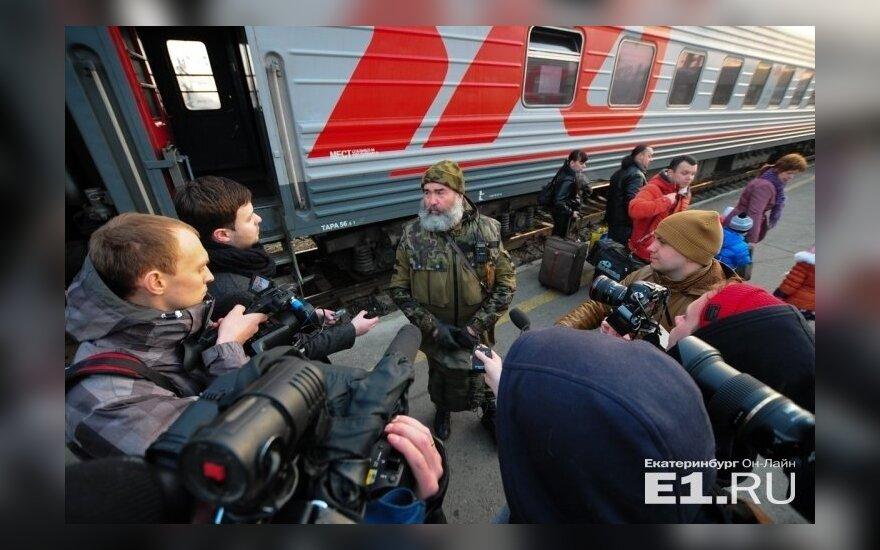 Уральские добровольцы вернулись: на Донбассе нас называли оккупантами