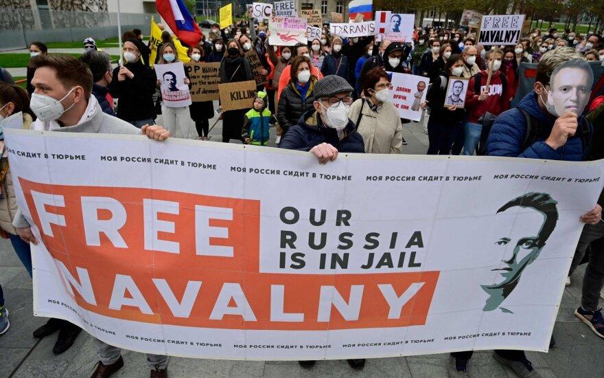 В восприятии россиян митинги за Навального чуть уступили речи Путина