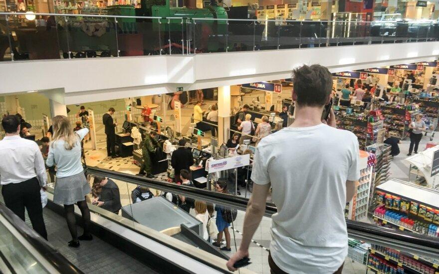 """Канадский профессор объяснил """"засилье"""" супермаркетов в странах Балтии"""