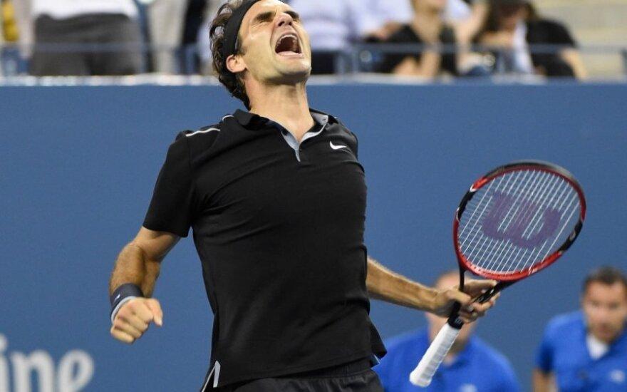 """Сенсации Шанхая: вылет элиты тенниса, а Федерер """"отскочил"""""""