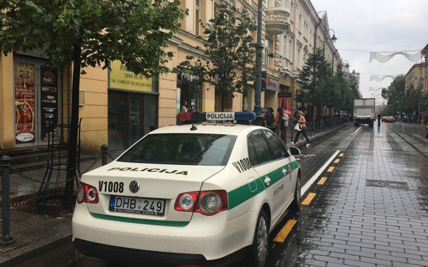 В Hesburger в центре литовской столицы обнаружен труп мужчины