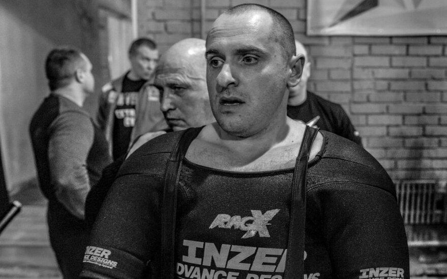 Haroldas Šulcas / Foto: Lietuvos jėgos trikovės klubas