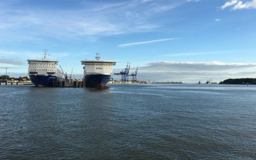 Вайткус: Клайпедский порт в этом году ожидает рекордный круизный сезон