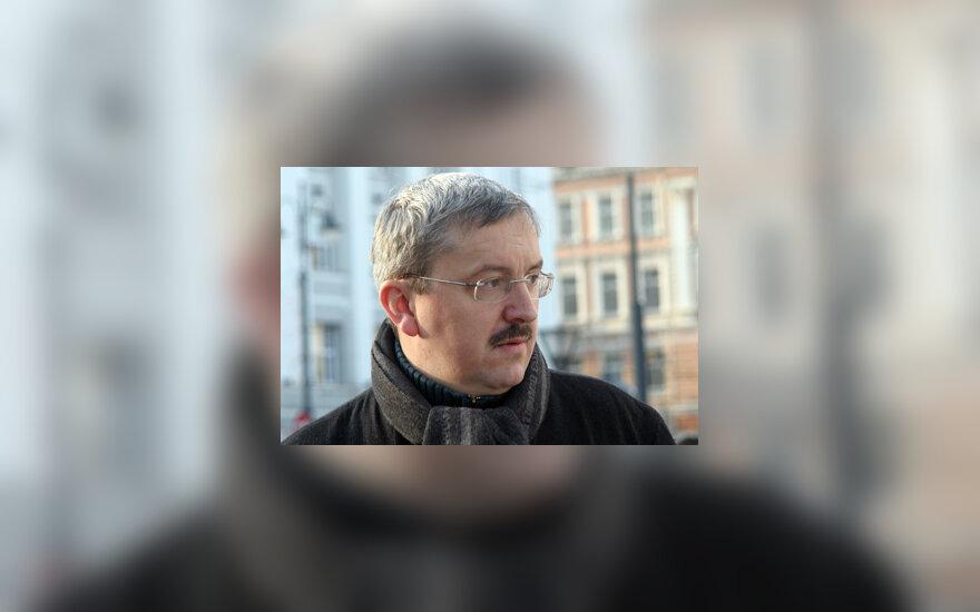 Laidų vedėjas Audrius Siaurusevičius
