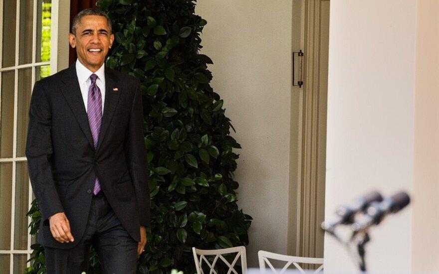 Barack Obama. Photo Ludo Segers