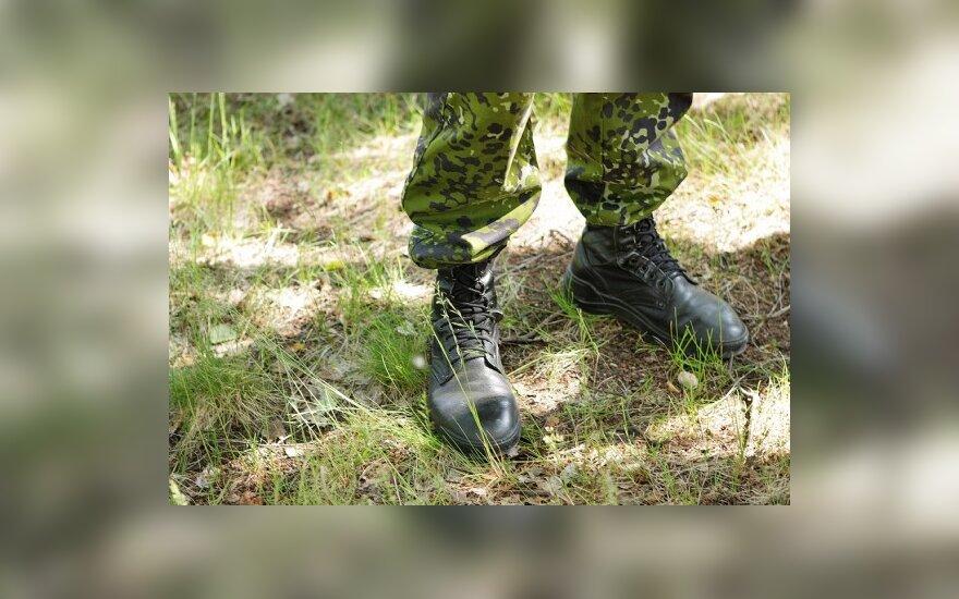 Белорусский солдат наказан за белорусский язык