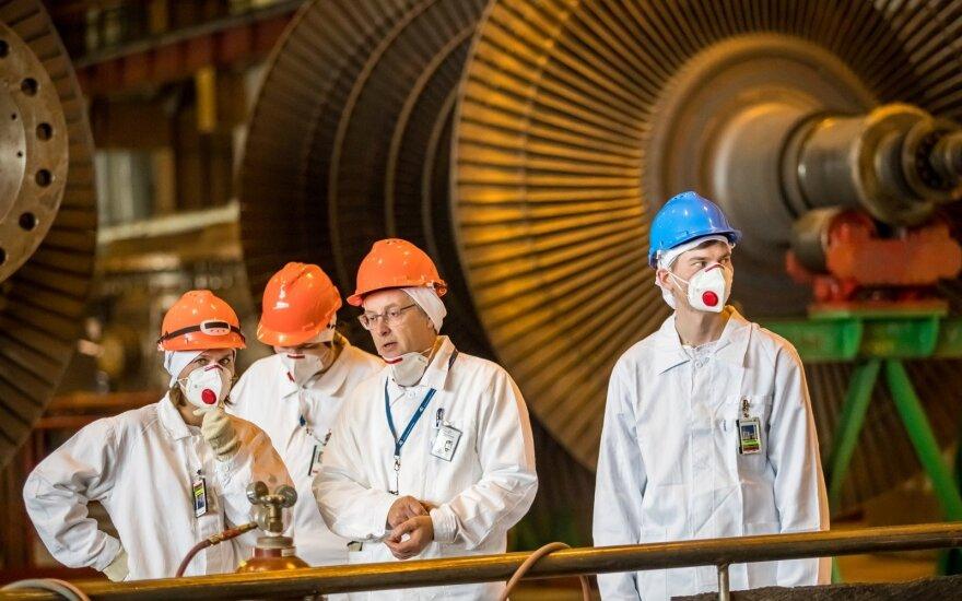 В реакторах Игналинской АЭС не осталось отработанного ядерного топлива