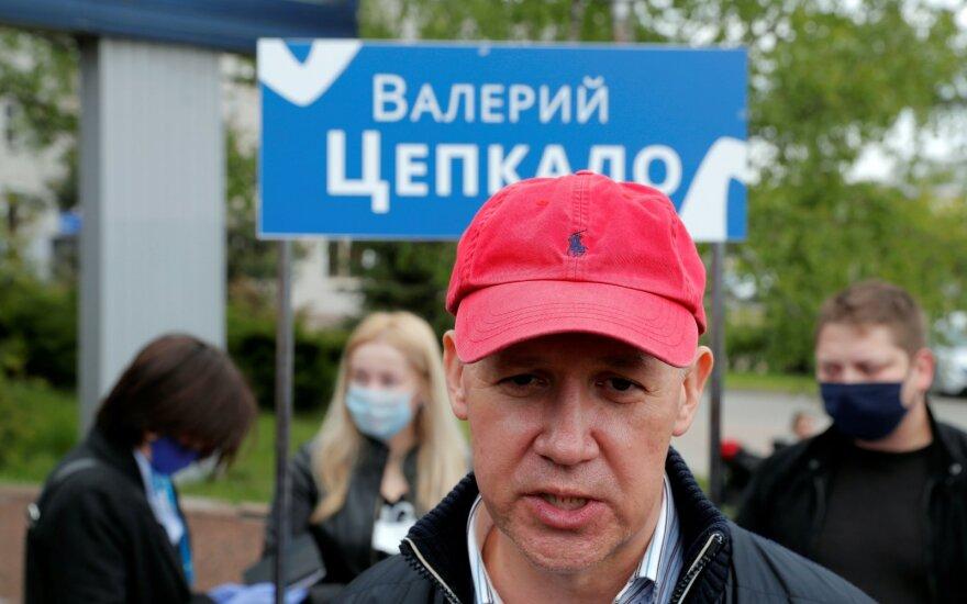 Экс-претендент в президенты Валерий Цепкало уехал из Беларуси и увез детей