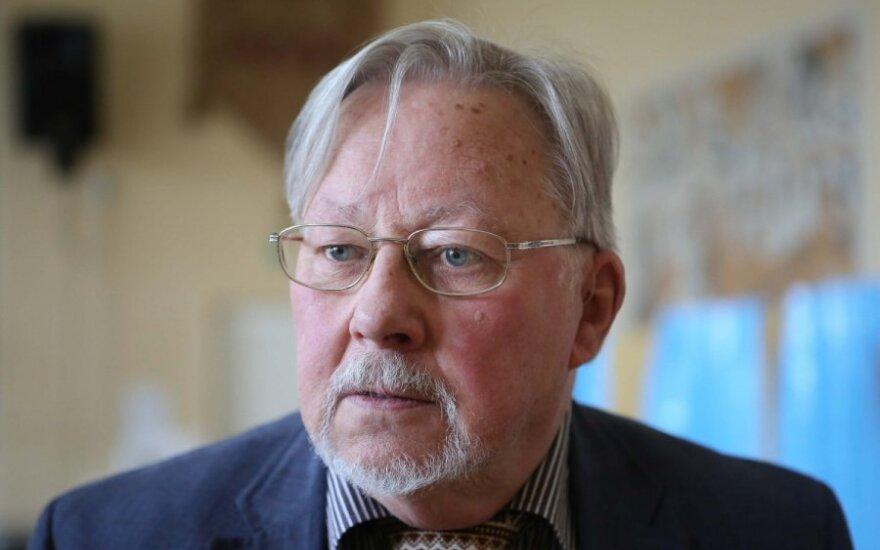 Vytautas Landsbergis nie otrzyma dożywotniej ochrony. Kubilius: Hańba