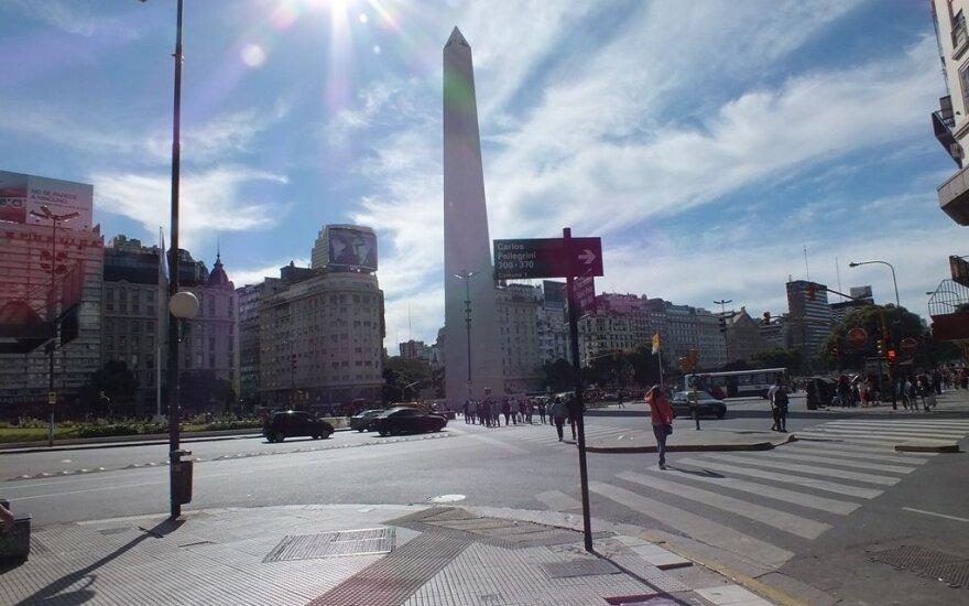 Buenos Aires, fot. A. Radczenko