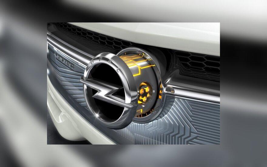 Opel koncepcija
