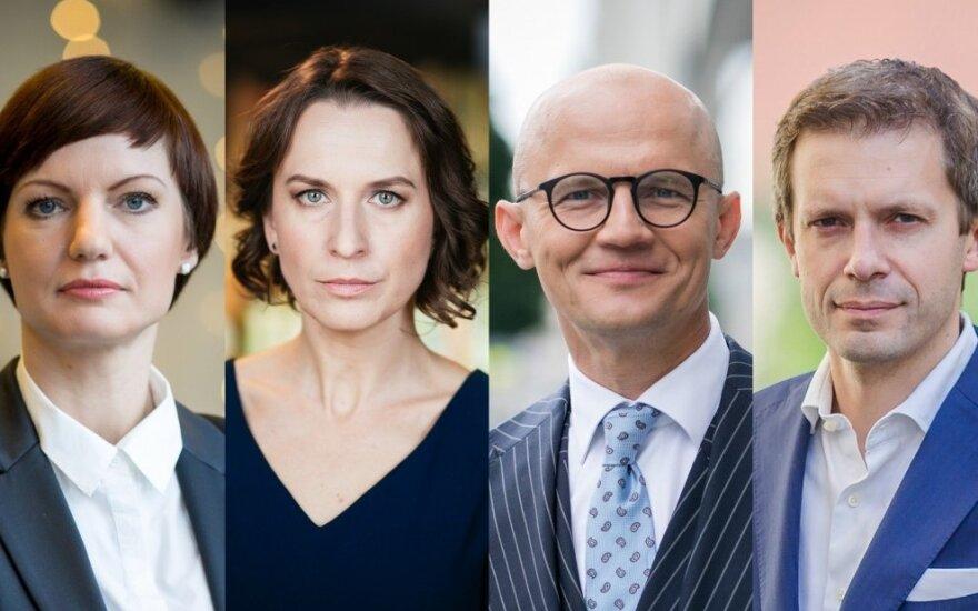 Самые влиятельные в Литве 2018: представители СМИ