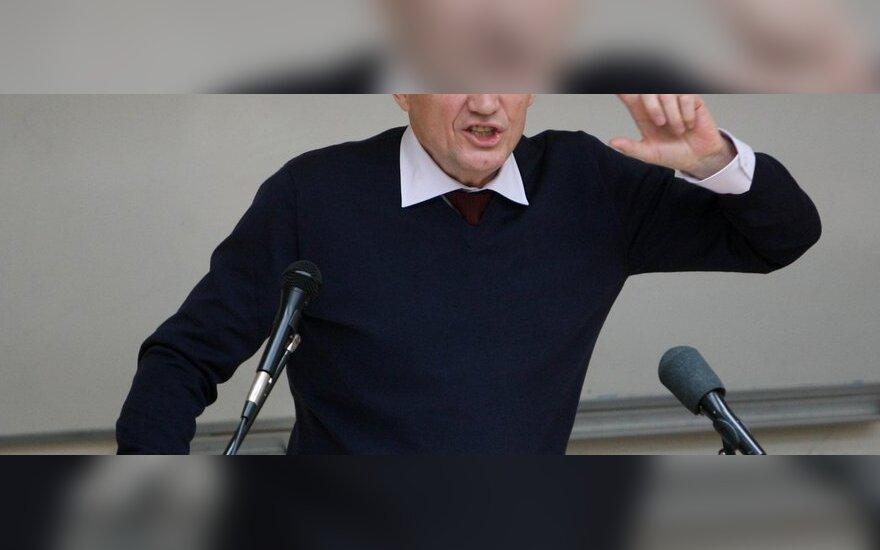 Экс-кандидат в президенты Беларуси - главе МИД Литвы: Что делать, когда картина сгорит?