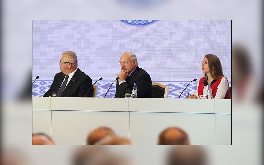 Новая девушка рядом с Лукашенко. Что о ней известно?