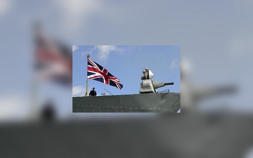 Britų Karališkasis laivynas