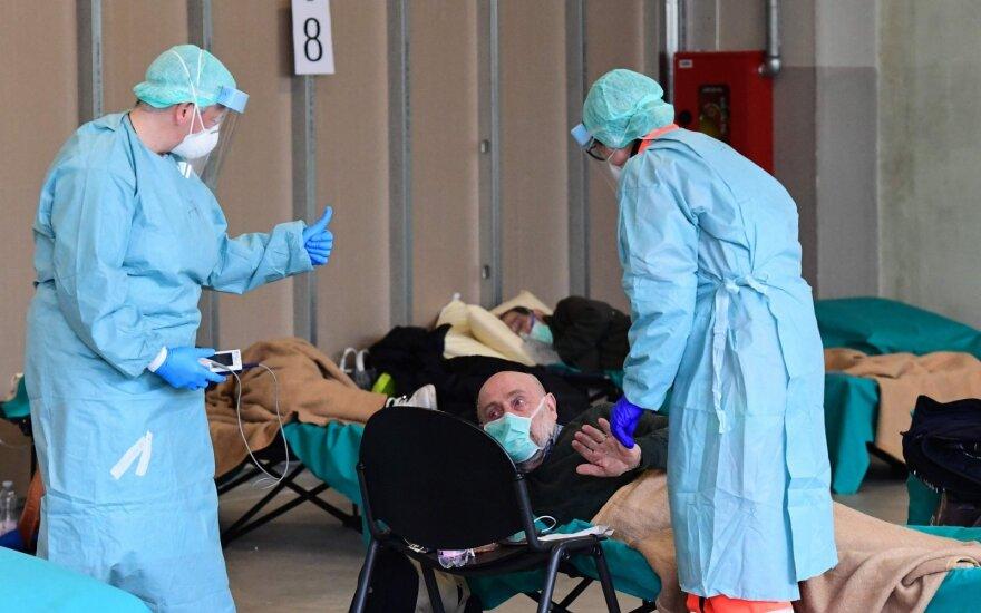 От коронавирусного заболевания COVID-19 скончались уже более 5000 человек