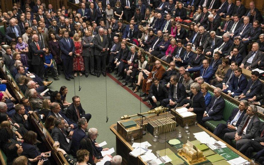 """Британский парламент 29 января проголосует по новому плану """"Брекзита"""""""