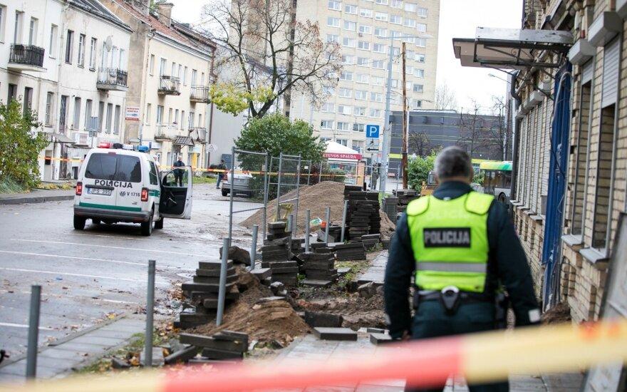В Вильнюсе обнаружили бомбу, жителей ул. Львово просят не подходить к окнам