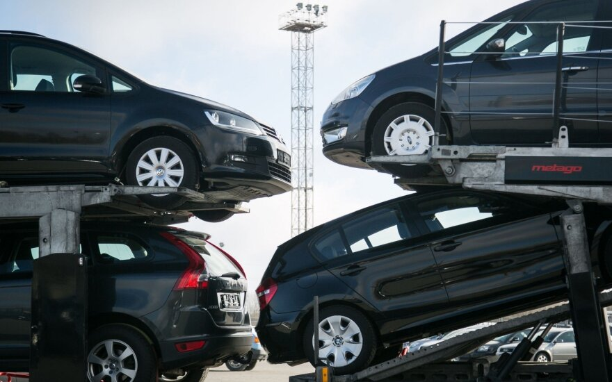 ACEA: рост продаж новых автомобилей в Литве – самый высокий в ЕС
