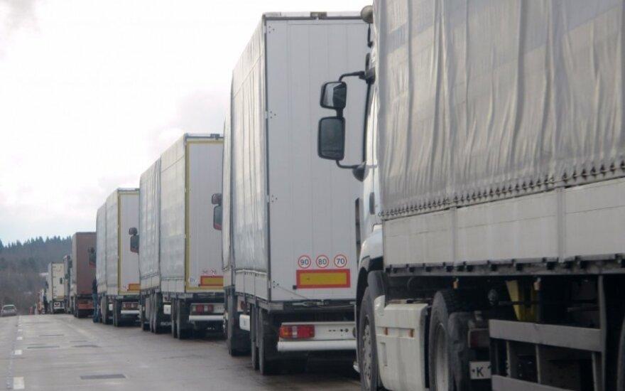 Rosjanie nie tłumaczą się z zaostrzonej rewizji litewskich samochodów