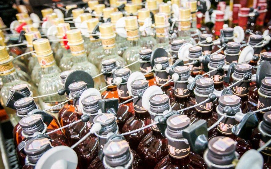С ростом акциза в Литве подорожают алкогольные напитки