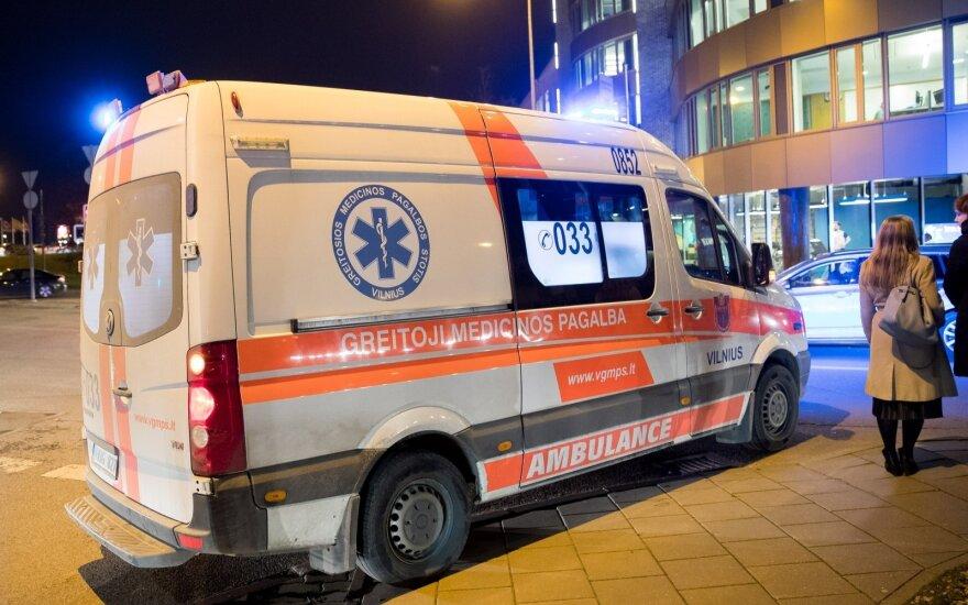 От морозов в Вильнюсе умерли три человека
