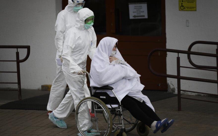 Количество зараженных коронавирусом в Беларуси Минздрав не называет уже второй день