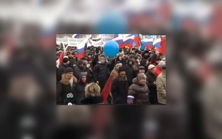"""Ответ НТВ: канал покажет """"Анатомию протеста"""" еще раз"""