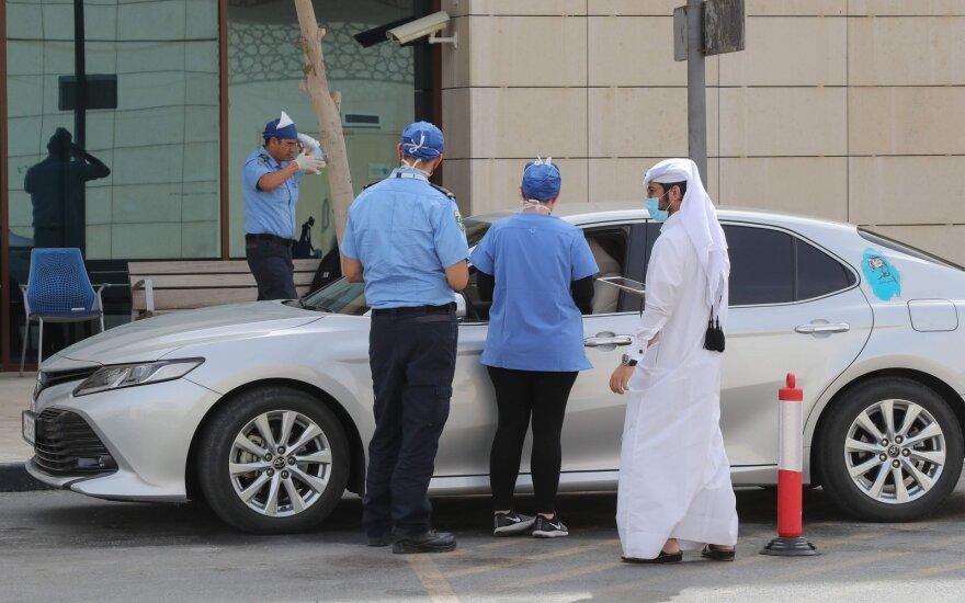 Koronavirusas Katare
