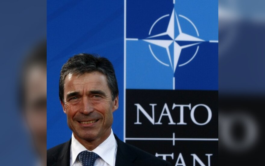 На следующей неделе в Литву прибудет глава НАТО
