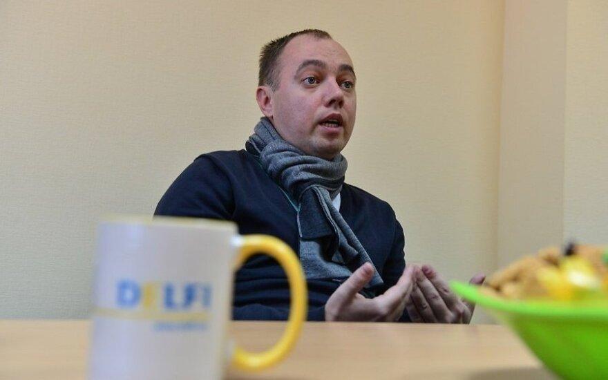 Редактор DELFI.ua о ситуации в Киеве: кровь может пролиться еще раз