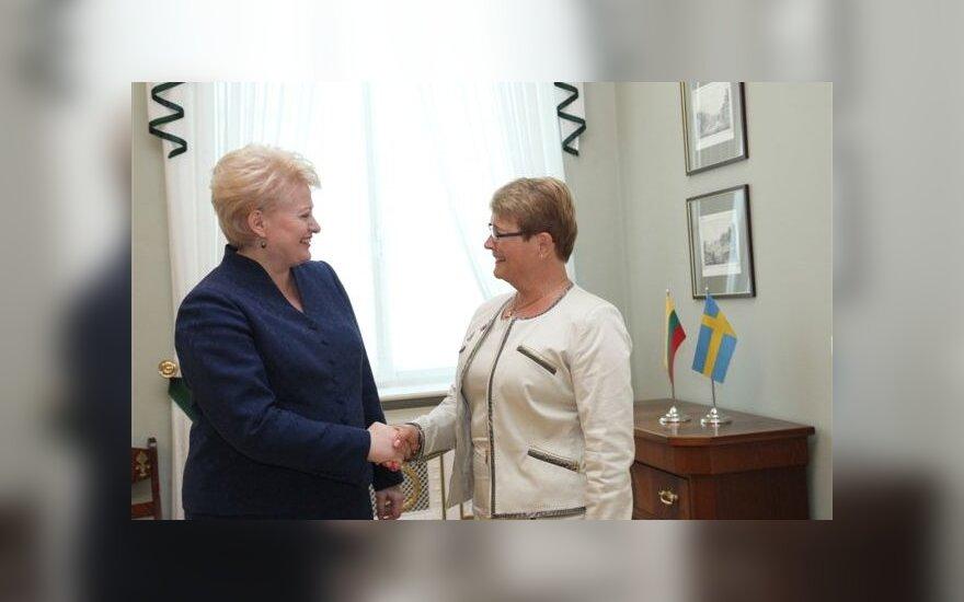 Президент: энергопроекты Литвы значимы для всей Европы