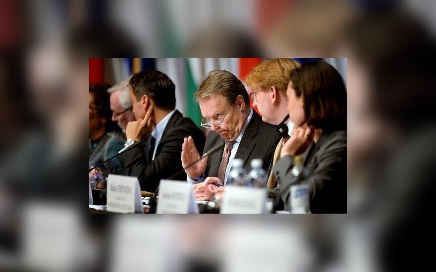 """В резолюции ОБСЕ осудили """"военную агрессию"""" России на Украине"""