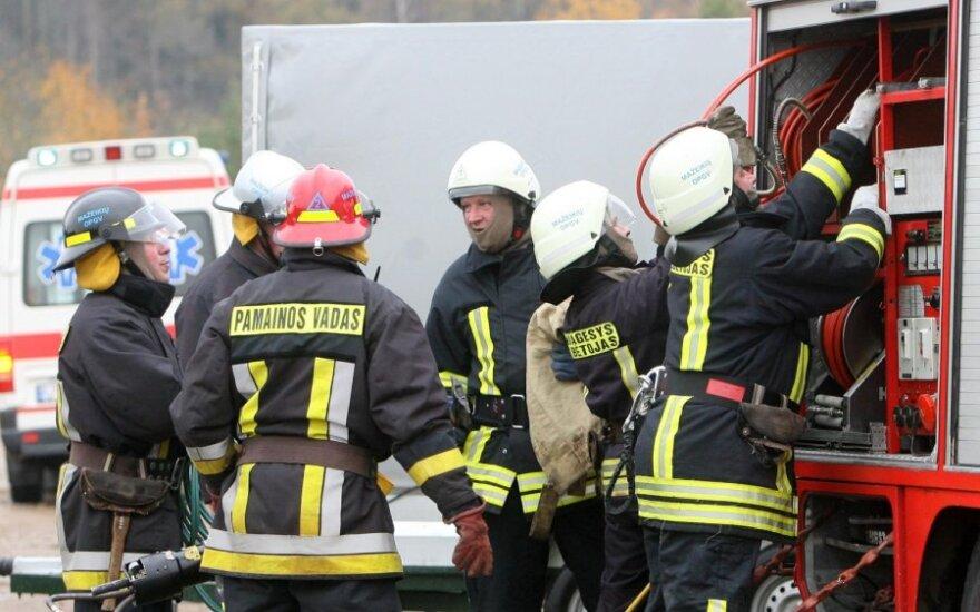 Опрос: жители Литвы больше всего доверяют пожарным, меньше всего – парламентариям
