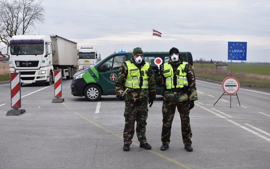 Министр: границы между странами Балтии могут быть открыты с середины мая