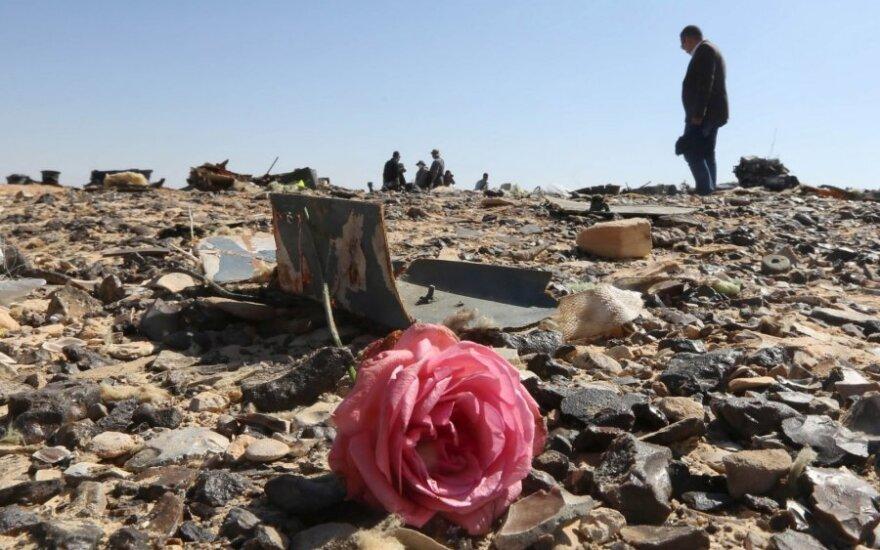 """""""Когалымавиа"""" получила страховку за катастрофу А321 в Египте"""