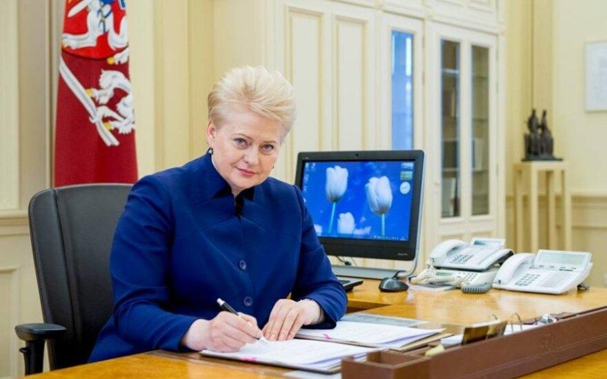 Президент Литвы приветствует повышение расходов на оборону