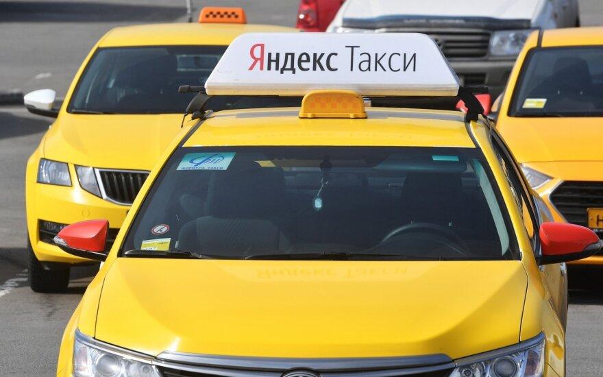 """""""Яндекс.Такси"""" подтвердил, что передает данные о поездках своих клиентов силовикам"""