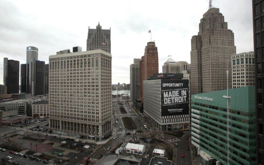 Forbes назвал Детройт самым худшим городом в США