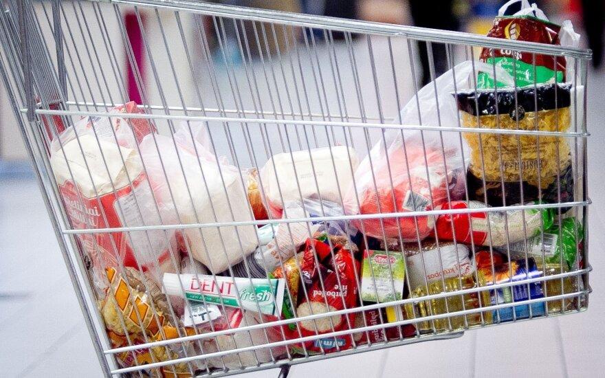 В Литве цены четвертый месяц подряд растут быстрее, чем в других странах ЕС