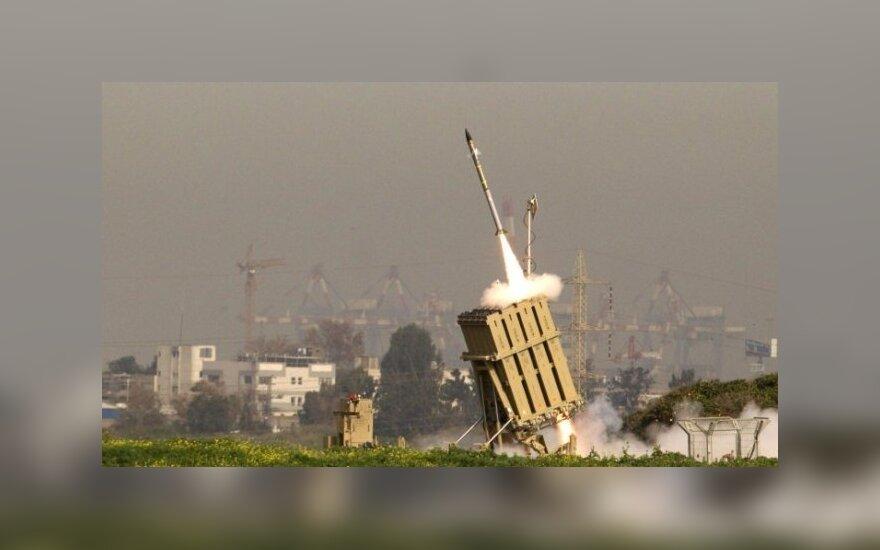 """США приобретут у Израиля систему ПРО """"Железный купол"""""""