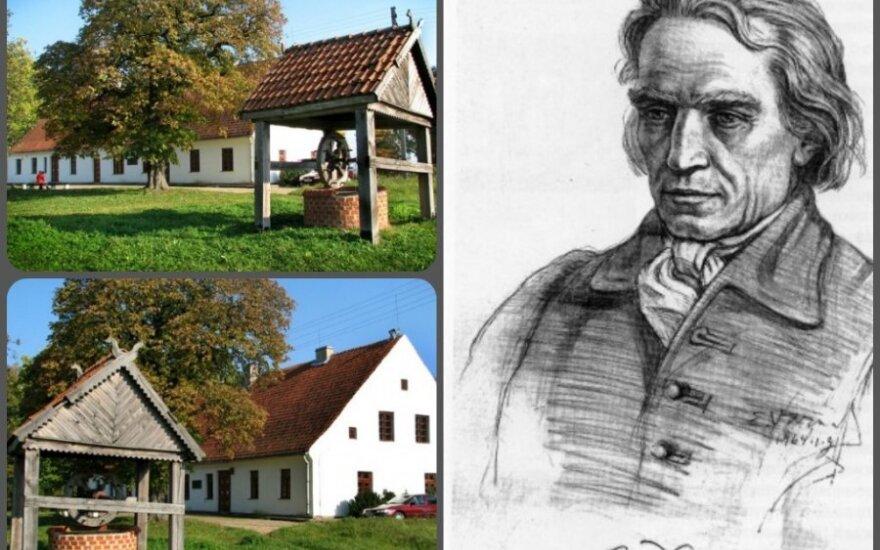 Литва отобрала экспонаты для музея Донелайтиса в Калининградской области